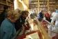 Journée avranchinaise du 15 juin 2013 : visite du fonds ancien de la Bibliothèque d'Avranches