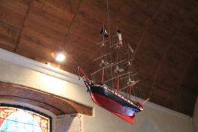 Ex-voto de l'église de Bouillon